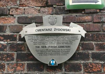 בית הקברות היהודי בקראקוב