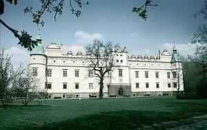 Muzeum - Zamek w Baranowie Sandomierskim