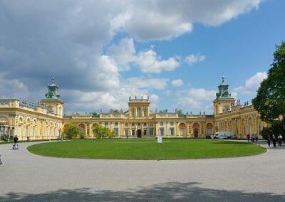 Wilanow Palace (2)
