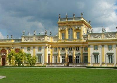 Wilanow Palace (3)