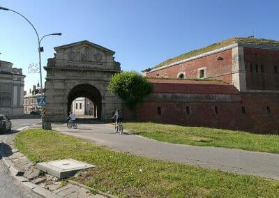 שער לובלין הישן בזאמושץ' נקרוב