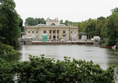 Łazienki Park Łazienki Królewskie