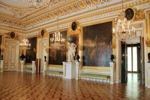 ב The Royal Castle in Warsaw