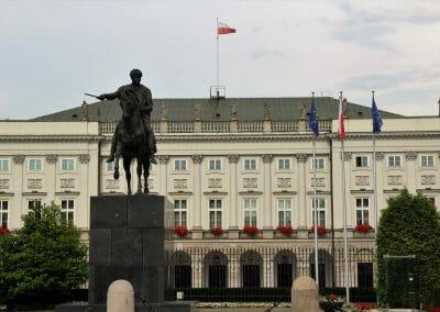 Pomnik księcia Józefa Poniatowskiego