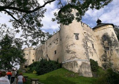 """Zamek """"Dunajec"""" w Niedzicy 1"""