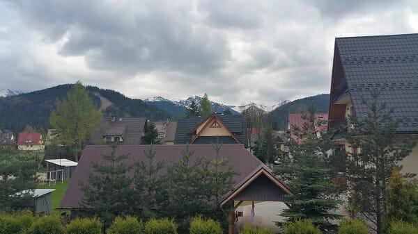 הרים בזאקופנה
