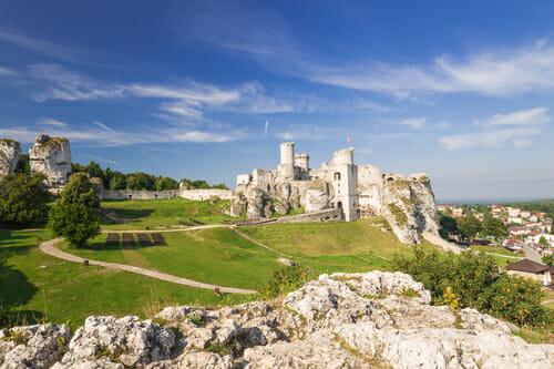 ogrodzieniec-castle