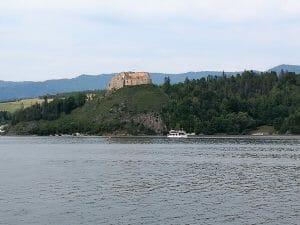 Zamek w Czorsztynie b