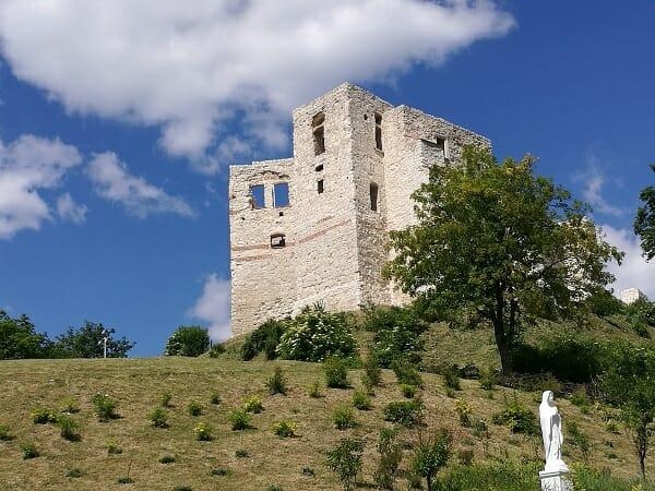 Zamek-w-Kazimierzu-Dolnym
