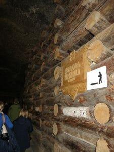 מכרה המלח Wieliczka