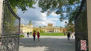 ארמון ווילאנוב בוורשה