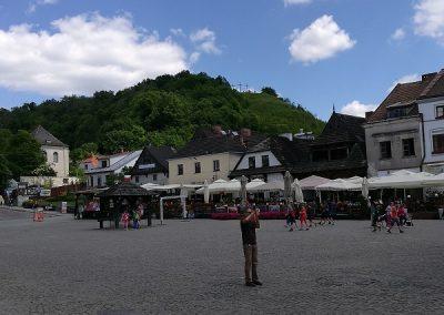 market square in Kazimierz Dolny (1)