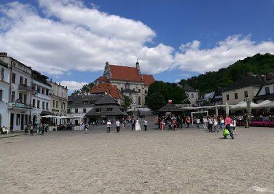 market square in Kazimierz Dolny (3)