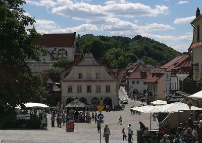 market square in Kazimierz Dolny (4)