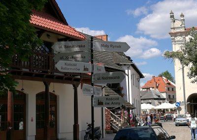 market square in Kazimierz Dolny (5)