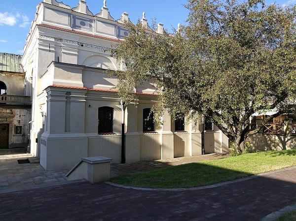 synagoge zamosc