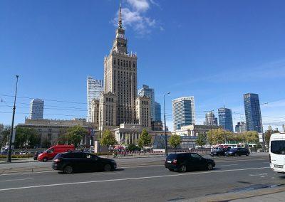 מגדל הארמון של סטלין בוורשה