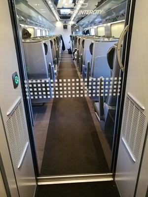 רכבת מוורשה לקרקוב