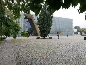 סיור יהודי בוורשה - מוזיאון יהדות פולין
