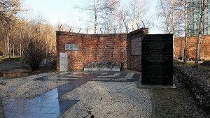 סיור יהודי בוורשה-אנדרטה לילדים