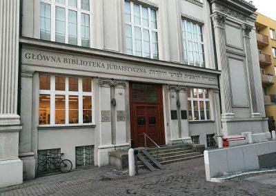 סיור יהודי בוורשה-ארכיון