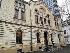 בית הכנסת נוז'אק