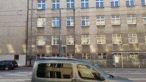 בניין SS לשעבר