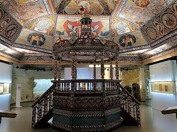 מוזיאון יהדות פולין