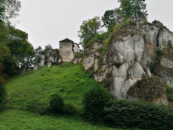 מסלול טירות הנשרים בפולין
