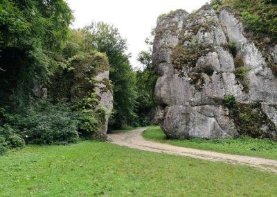 Zamek w Ojcowie 7