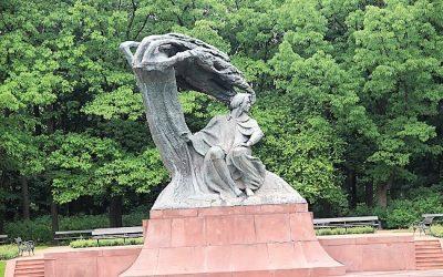 פארק לאז'יינקי – ההיסטוריה מאחורי היופי