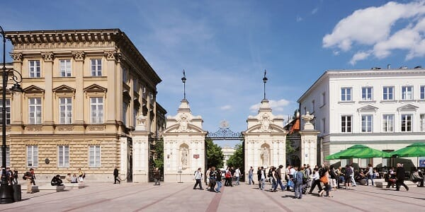 אוניברסיטת וורשה