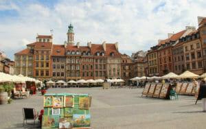 סיור בוורשה במסלול הפולני